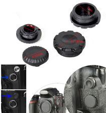 PROTEZIONI TAPPI Flash pc Sync Terminal Cap & 10-pin VEDI MODELLI PER Nikon Fuji