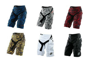 Troy Lee Designs TLD Mountain Bike Shorts XC MTB Cycle with protection eva