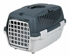 TRIXI CARRIER CATS/DOGS/PUPPIES KITTENS CAPRI 1 GREY