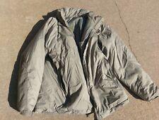 ECWCS GEN III L7 Parka Jacket  Primaloft Level 7 Top Large Regular