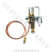 PI26 OXYGEN DEPLETION NAT GAS PILOT BURNER ASSEMBLY FOR LIVING FLAME GAS FIRE