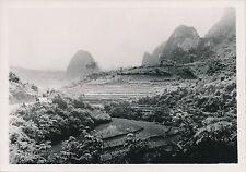 INDOCHINE c. 1930 - Tonkin Cao Bang Cultures en Terrasses  Viêt Nam - P775