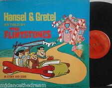 HANSEL & GRETEL ~ As Told By THE FLINTSTONES ~ VINYL LP USA PRESSING