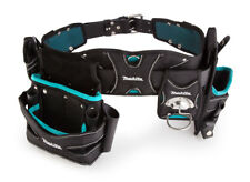 Makita Tool  Belt Set P-71897 Heavy Weight Champion Belt Tools Pouches Bags