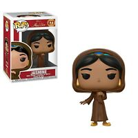Funko - POP Disney: Aladdin - Jasmine in Disguise Brand New In Box