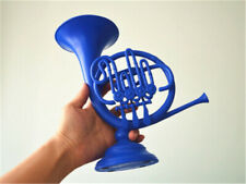 TV Show How I Met Your Mother Blue French Horn Resin Decoration Figure Model Gif
