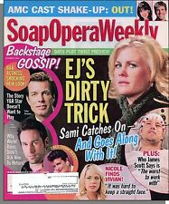 Soap Opera Weekly - 2010, October 5 - Backstage Gossip! EJ's Dirty Trick
