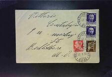 Italy 1934 Cover to USA - Z1602