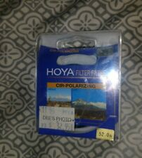 Hoya 52mm DMC LPF Pro1 Digital Circular Polarizing CIR-PL CPL Filter LN