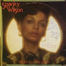 Spanky Wilson-Specialty Of The House-20th Century/Westbound 207-AUTOGRAPHED