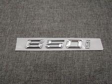 Chrome Trunk Number Letters Emblem Emblems Badge Badges Sticker for BMW 650i