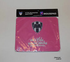"RAYADOS DE MONTERREY 7"" MOUSEPAD (COJIN PARA RATON)  OFFICIALLY LICENSED PRODUCT"