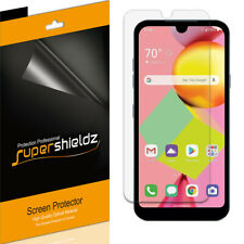 [6-Pack] Supershieldz Clear Screen Protector Saver for LG Risio 4