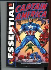 Essential Captain America Volume 3     Marvel 2006     First Printing