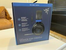 Razer Kraken for Console Wired Gaming Headset for PS5 Xbox Brand new