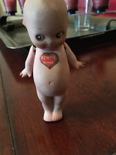 """Kewpie Doll Paper Label & Marked Germany 1913 Movable Arms 5.5"""" Original mint"""