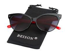 Cat Eye Womens Retro Classic Sexy Full Rim Sunglasses Glasses UV400 Protaction