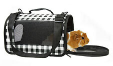"NEW w/o TAG Life's Fur-tas-tic Small Animal Carrier 12"" x 8"" x 8"" for up 10 Lbs"