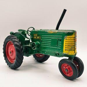 Oliver Row Crop 77 Tractor 1/16th Slik 1952