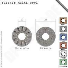 Adapter Sechskant für Multifunktionswerkzeug Multi Tool AEG Renovator MT1070