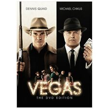 Vegas: The DVD Edition (DVD, 2013, 5-Disc Set)