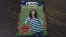 Disney Wizards of waverly place 'All Mixed Up' by Parragon Book/FREE P&P