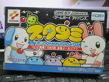 Star Komi: Star Communicator - New Factory Boxed JAPAN Game Boy Advance Import