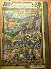 "Alan Watts ""beat plowshares into swords"" Kinuko Craft Christianity Dark Ages Art"