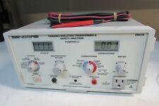SENCORE PR570 Variable Isolation Transformer & Safety Analyzer - Powerite II