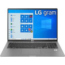 "LG gram 17"" WQXGA 2560x1600 11th Gen Intel i7-1165G7 16GB/1TB SSD Laptop"