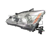 TYC NSF Left Side HID Headlight Assy For Lexus IS250/IS350 w/AFS 2009-2010 Model
