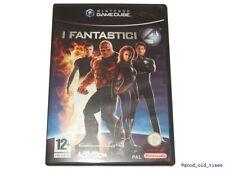 ## Fantastic Four 4 Nintendo GameCube Spiel Deutsch / GC - TOP ##