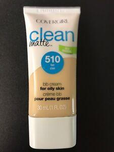 Covergirl Clean Matte BB Cream For Oily Skin In 510 Fair Shade-1 Oz