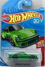 2018 Hot Wheels THEN AND NOW 2/10 Porsche 934 Turbo RSR 338/365