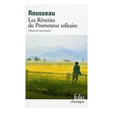 9782070361861 ROUSSEAU REVERIES PROMENEUR S - ROUSSEAU,S. Sylvestre De Sacy