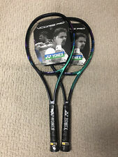 New listing NEW 2X 2021 Yonex Vcore PRO 97 310g Tennis Racquet Unstrung Grip Size 4 3/8