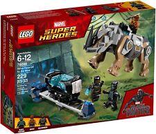 LEGO Marvel Super Heroes 76099 - Resa Dei Conti Con Rhino Alla Miniera NUOVO