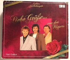 Die Flippers - Liebe Grube 3-CD set (FAN CLUB EDITION) EXC VG COND/FREE USA SHIP
