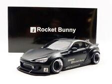 Autoart Toyota 86 Rocket Bunny matt Black 1 18 78755