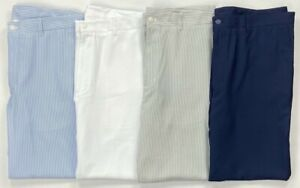Men's Roundtree & Yorke Classic Fit Performance Extreme Comfort Seersucker Pants
