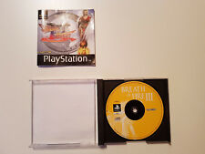 Breath of Fire 3 ► PSX Playstation Spiel ► PAL ► OVP inkl. HÜLLE & ANLEITUNG