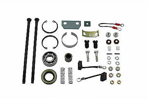 Generator 2-Brush Deluxe Repair Kit for Harley Davidson by V-Twin