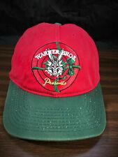 9561e648ccf VTG 80s BUGS BUNNY Looney Tunes Warner Bros Studio Store Snapback Cap Hat  USA