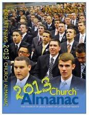 Church Almanac: 2013, , Good Condition, Book