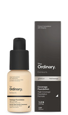 The Ordinary Coverage Foundation 1.2 N Light Neutral High-Coverage Foundation