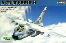 Hobbyboss 1:48 A-7D Corsair II Aircraft Model Kit