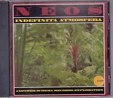 Neos - Indefinita Atmosfera - CD (Schema SC CD304 Italy)