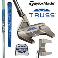 TaylorMade Truss TM1 Putter 33/34/35 Inch - NEW! 2020 (Inc H/Cover)