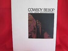 Cowboy Bebop 'The jazz messengers' illustration art book