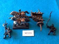 Warhammer Fantasy - Chaos - Classic Chariot - Metal WF575